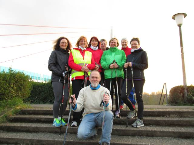 Nordic Walking Neuwied
