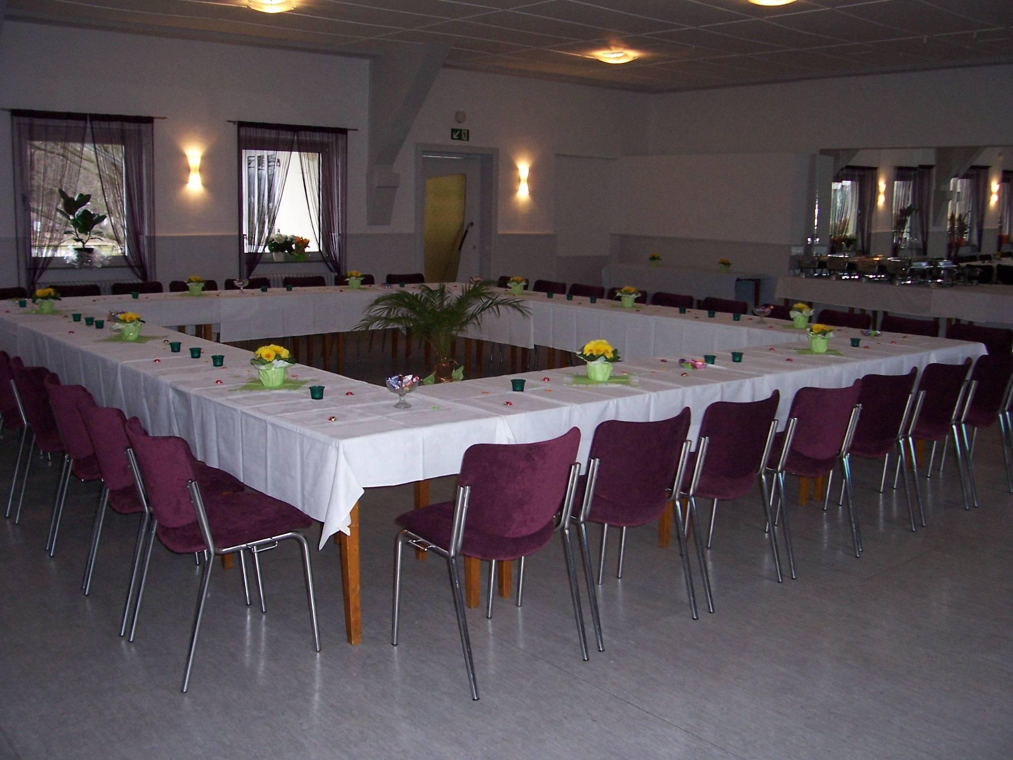 Saal Gaststätte Bootshaus Neuwied